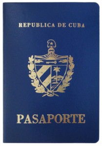 Cuban_passport