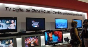 TV digital en Cuba: negocio con China