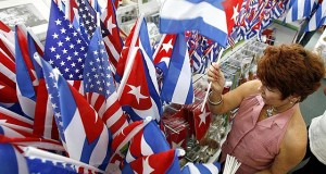 Cuban_and_American_Flag