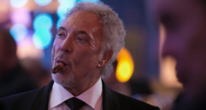 Tom Jones en el XVI Festival del Habano