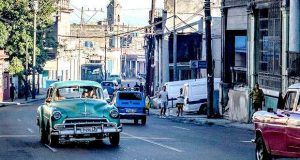 La Habana, taxistas privados descontentos